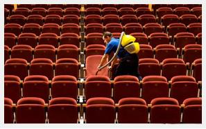 Proservice servizi Pulizia Cinema e Teatri